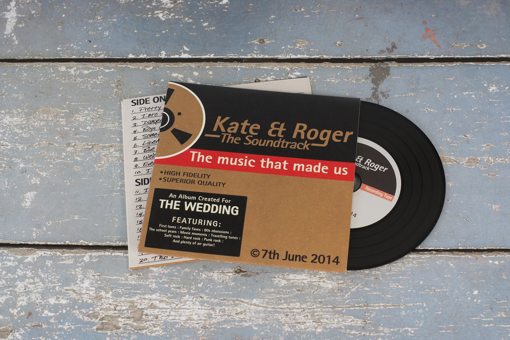 Wedding Invitation Cds And Wedding Favour Cds